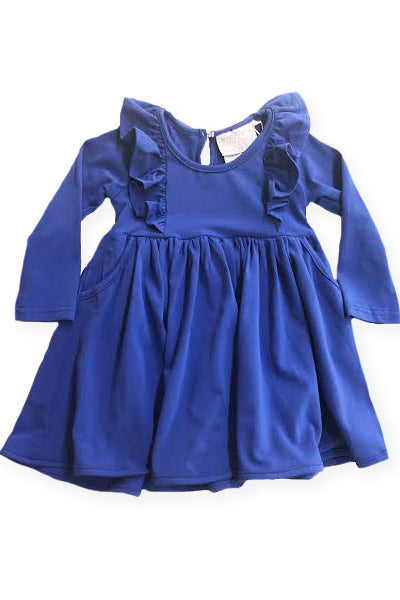 Royal Pocket Dress