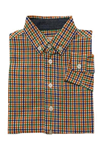 Greyson Plaid Dress Shirt