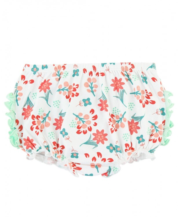 Coral Charm Bloomers