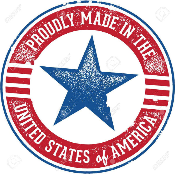 Our bottles and jars are manufactured in the USA!