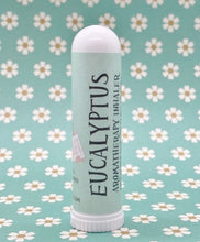 Load image into Gallery viewer, Eucalyptus Aromatherapy Inhaler - Rosie's Market