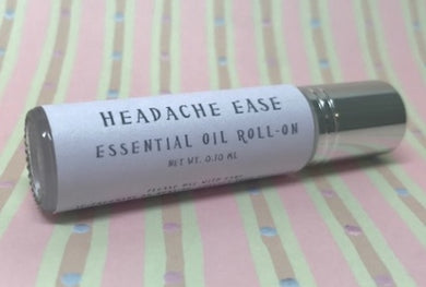 Headache Ease Essential Oil Roll-On - Rosie's Market