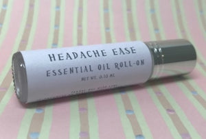 Headache Ease Migraine Relief Essential Oil Roll-On