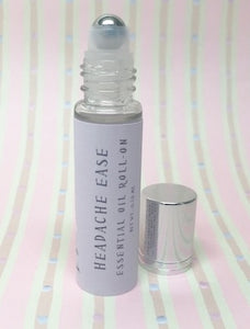 Headache Ease Essential Oil Roll-On