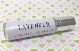 Lavender Essential Oil Roll-On