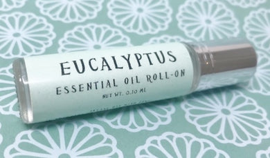 Eucalyptus Essential Oil Roll-On - Rosie's Market