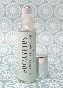 Eucalyptus Essential Oil Roll-on