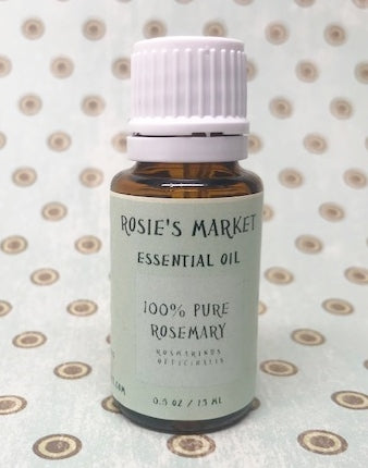 Rosemary Essential Oil - 100% Pure & Therapeutic Grade