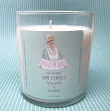 Load image into Gallery viewer, Peppermint Lavender Candle 8 oz. All natural Soy