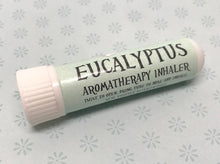 Load image into Gallery viewer, Eucalyptus Aromatherapy Inhaler