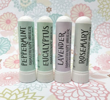 Load image into Gallery viewer, Aromatherapy Inhalers - 3 Mix N Match - Rosie's Market