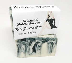 Pinup The Jayne All-Natural Handcrafted Soap Bar