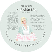 Load image into Gallery viewer, All Natural Shampoo Hair Bar with Beer