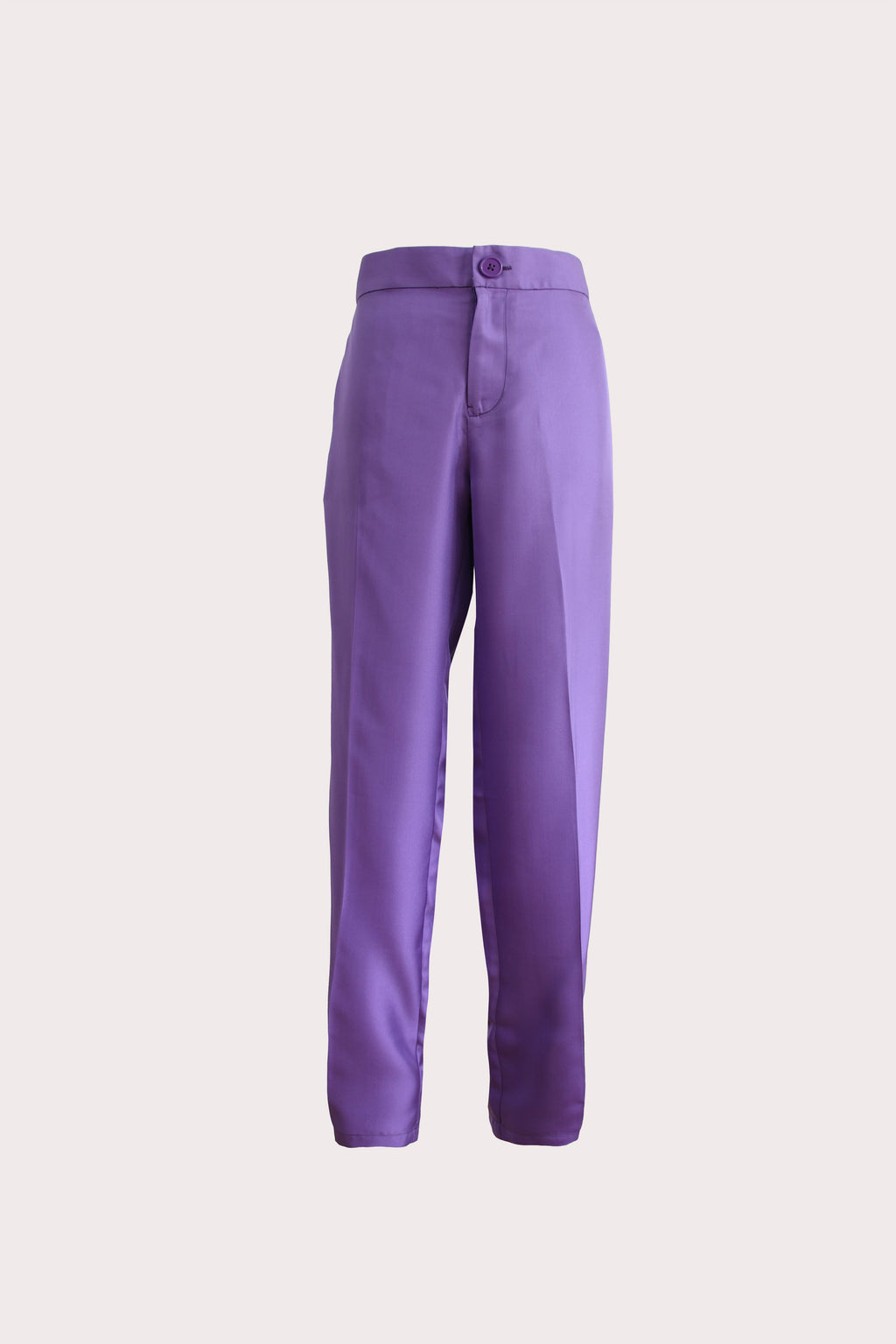 Katyusha Lilac simple pants