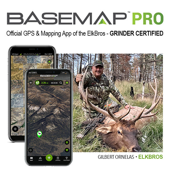 BaseMap Pro 1-Year Subscription