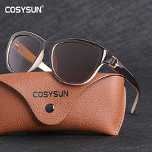 Load image into Gallery viewer, 2019 Luxury Brand Designer Women Sunglasses Polarized Cat Eye Lady Elegant Sun Glasses Female Driving Eyewear Oculos De Sol