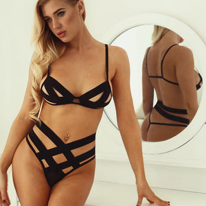 sexy women lingerie lace underwear bra set