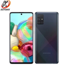 "Load image into Gallery viewer, Brand New Samsung Galaxy A51 A515F-DSN 6.5"" 6GB RAM 128GB ROM Mobile Phone Four Rear Camera Android 4000mAh Dual SIM Smart Phone"