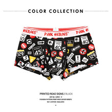 Load image into Gallery viewer, High Quality Cotton Men boxers/woman underwear Lovers