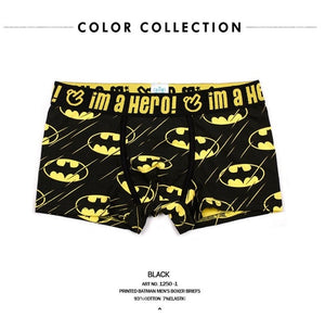 High Quality Cotton Men boxers/woman underwear Lovers