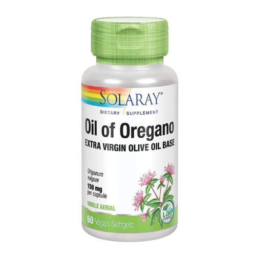 Oil oregan Solaray