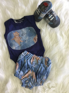 Boys Teddy two piece
