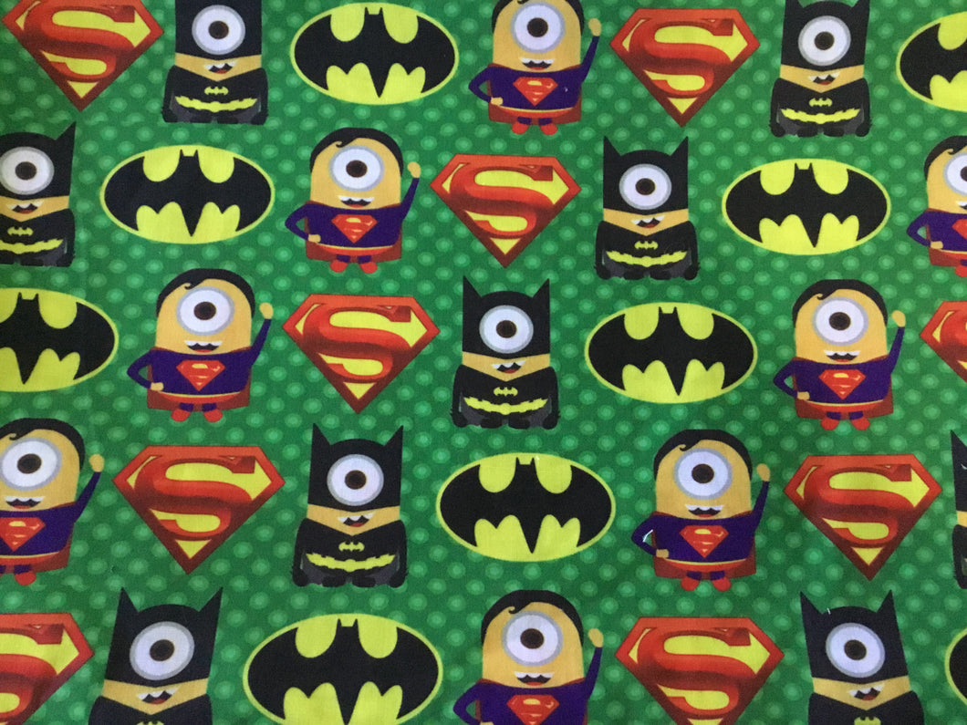 Superhero Fabric A