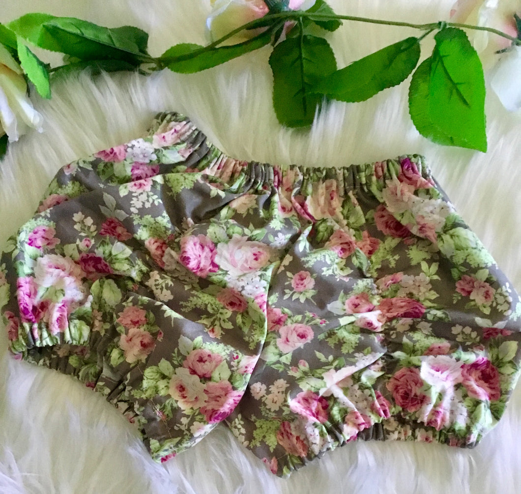 Handmade Girls Shorts