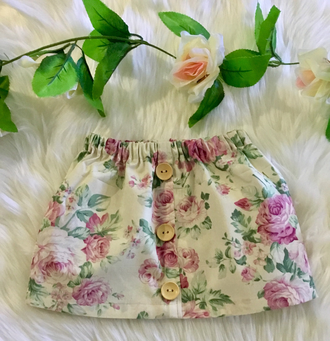 Handmade Baby Girls Shirt