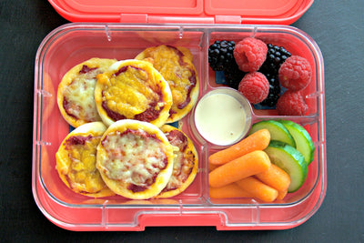 Mini Pizza Recipe: the perfect picky eater meal