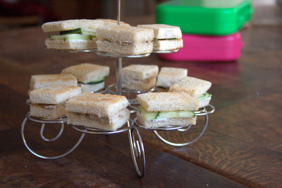 Tea Sandwiches for Kids