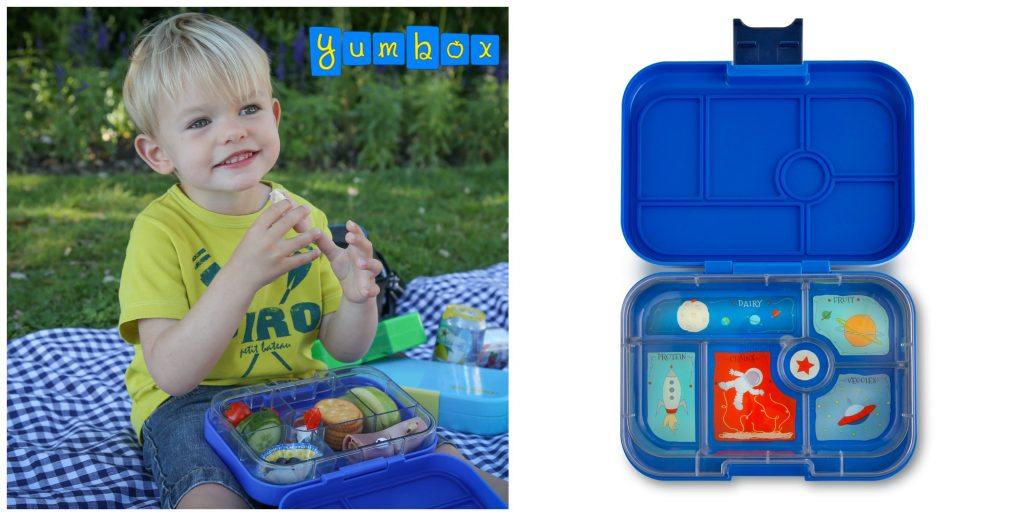 /></a></figure> <!-- /wp:image --> <!-- wp:paragraph --> <p>NEW YORK, Aug. 2, 2017 /PRNewswire/ -- This Back to School simplify packing healthy lunches with Yumbox. Yumbox leakproof bento lunchbox eliminates the need for multiple containers and baggies. Pack a variety of healthy lunch options in Yumbox's pre-portioned food tray, seal with a single lid and lunch is made! The result is a neatly packed healthy lunch that will look appetizing and encourage your child to eat his veggies! Feel great about the five-minute lunch you prepared for your child with Yumbox. Here are some of the convenient benefits that come with every Yumbox:</p> <!-- /wp:paragraph --> <!-- wp:paragraph --> <p><strong>LEAKPROOF LID</strong>: Yumbox unique leakproof single lid seals all food wells individually.</p> <!-- /wp:paragraph --> <!-- wp:paragraph --> <p><strong>KID-FRIENDLY</strong>: Yumbox is lightweight and compact with an easy-open latch, fitting in a standard size insulated lunch tote.</p> <!-- /wp:paragraph --> <!-- wp:paragraph --> <p><strong>BALANCE & PORTION CONTROL</strong>: Yumbox's pre-portioned illustrated trays enable healthy and hassle-free packing.</p> <!-- /wp:paragraph --> <!-- wp:paragraph --> <p><strong>THINK GREEN!</strong> Yumbox saves you money by eliminating the need for baggies, multiple containers, plastic wrap and snack packs.</p> <!-- /wp:paragraph --> <!-- wp:paragraph --> <p><strong>EDUCATIONAL & FUN!</strong> Turn your meals into a food adventure for you and your child.</p> <!-- /wp:paragraph --> <!-- wp:heading {