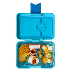 Yumbox snack box for healthy snacks