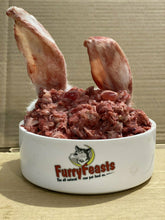 Load image into Gallery viewer, Rabbit Mince with fur, 1kg.