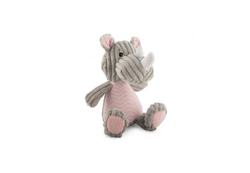 Knitted Rhino. - Riva Pet Products