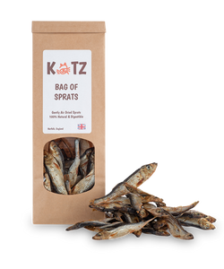 Katz Sprats. - Riva Pet Products