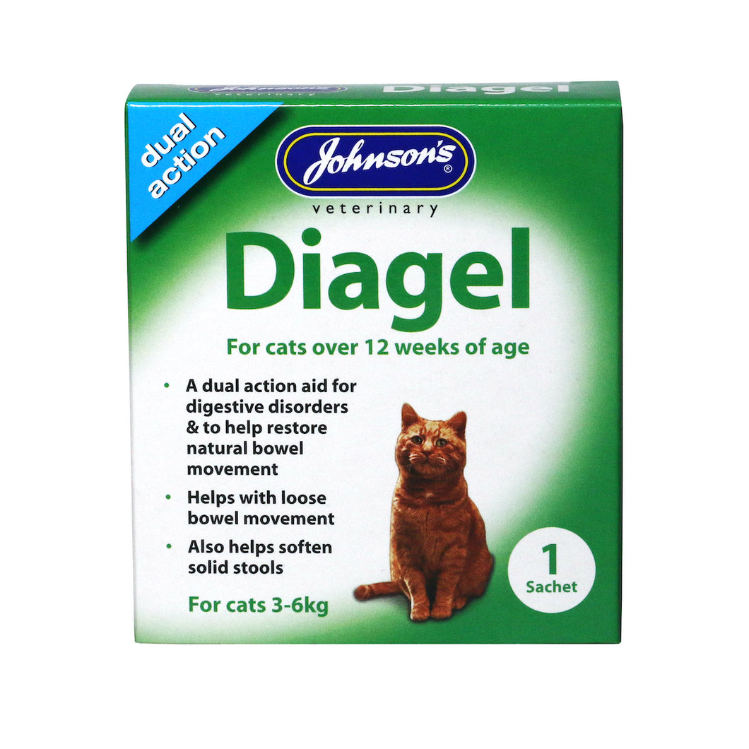 Diagel - Cats. - Riva Pet Products