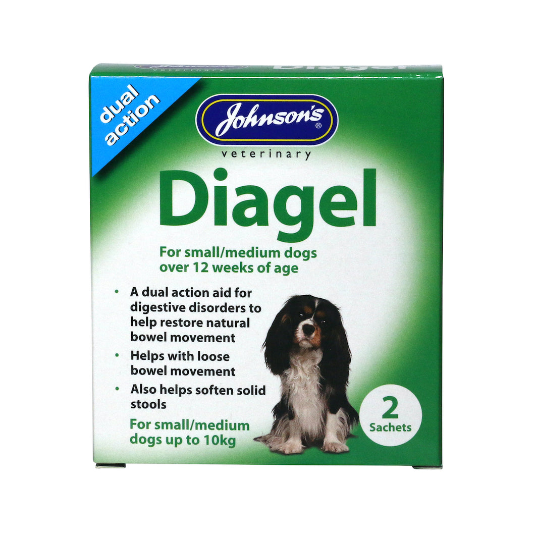 Diagel - Small / Medium Dogs. - Riva Pet Products