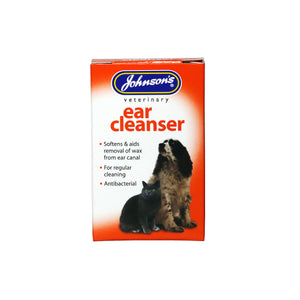 Ear Cleaner Drops. - Riva Pet Products