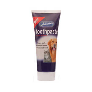 Beef Triple Action Toothpaste. - Riva Pet Products