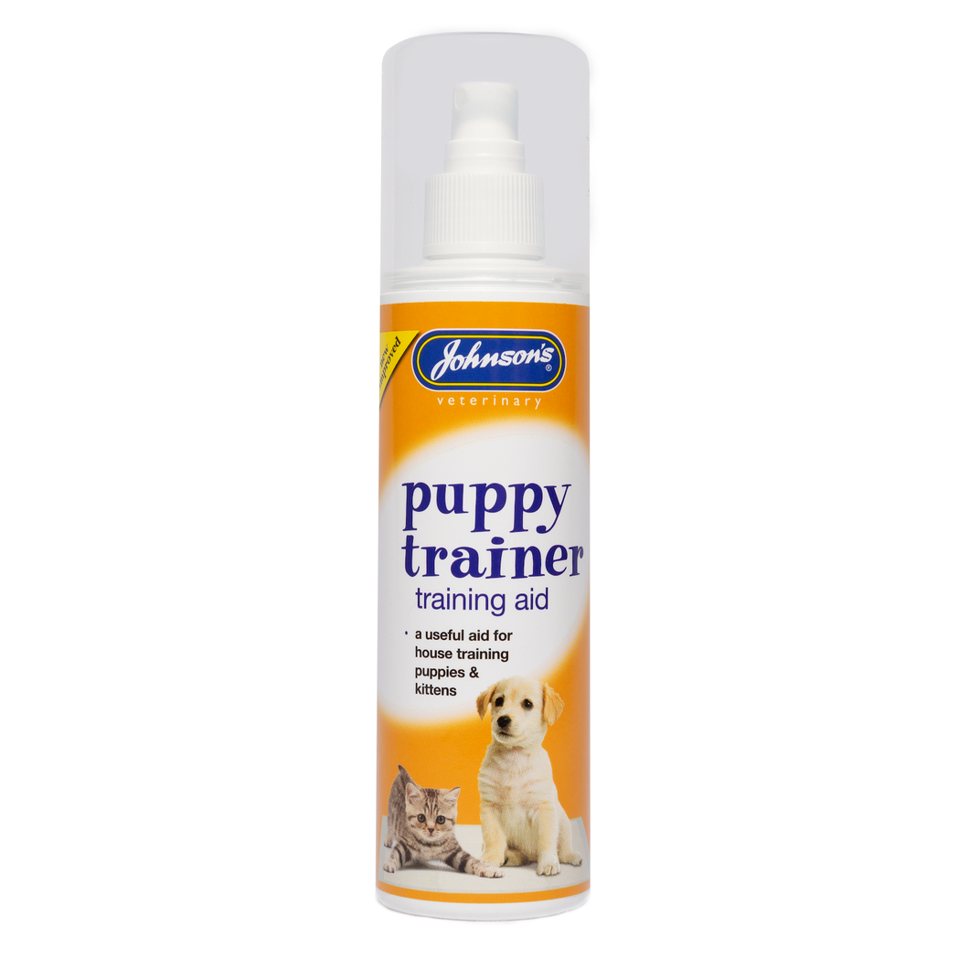 Puppy Trainer Pump Spray. - Riva Pet Products