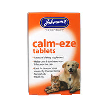 Load image into Gallery viewer, Calm-Eze Tablets. - Riva Pet Products