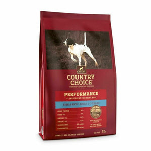 Gelert Country Choice, Performance Fish & Rice. - Riva Pet Products
