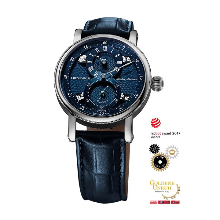 Der Flying Regulator von Chronoswiss