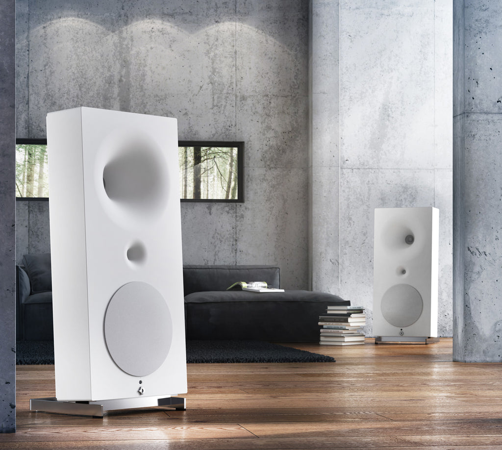 Avantgarde Acoustic Zero 1Horn Loudspeaker, made in Germany