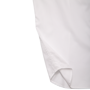 DARIO'S Couture Button-Down Mens Shirt Berlin, 140/2 in White