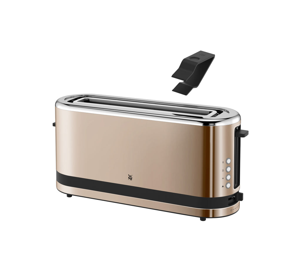 WMF Küchenminis longslot toaster copper, made in China