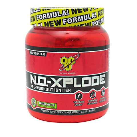 BSN N.O.-Xplode Green Apple 30 Servings