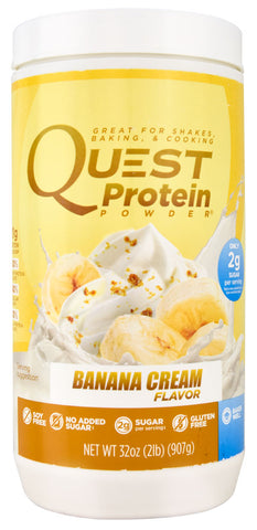 Quest Nutrition Quest Protein Powder Banana Cream 2 lbs