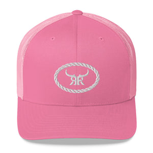 Tied Up Mesh Snapback (5 Colors)